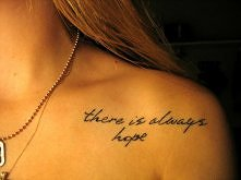 there is always hope! :)