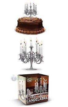Zwykłe świeczki urodzinowe idą w odstawkę