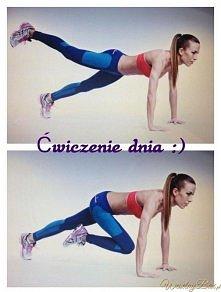 Ćwiczenie angażuje ramiona,...