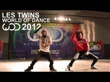 Les Twins - World Of Dance 2013 (Official)