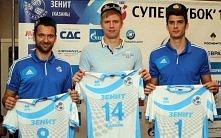 gratulacje dla Zenitu za zd...