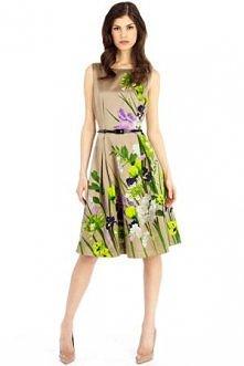 AMELIE PRINT DRESS