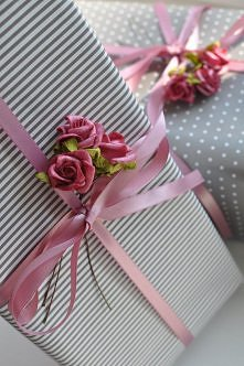 w tendom.pl pięknie pakujemy paczki na prezenty