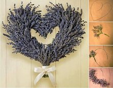 diy, diy projects, diy craft, handmade, diy ideas, diy lavender wreath