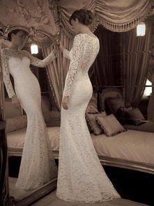 suknia od designera Yaki Ra...
