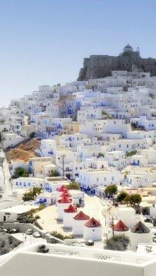 Astypalea, Grecja