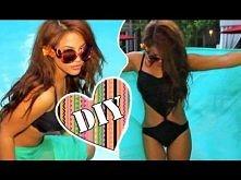 DIY: Easy Monokini Bathing Suit!