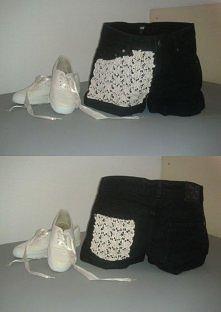 VINTAGE SHORTS <3 projekt własny - dostępne na Outfit Latte (znajdziesz mn...
