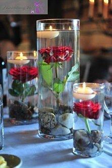 dekoracja na stół