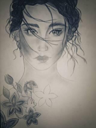 moj rysunek. co myslicie?