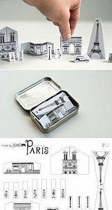 kieszonkowy Paryż ;p