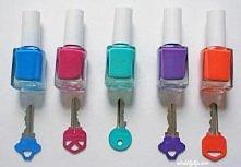 dobry pomysł na klucze ;)