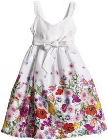 Sukienki w kwiaty! hit na wiosnę :)