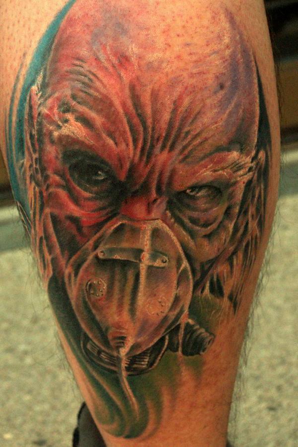 Tatuaże Demony Na Fotografie Zszywkapl