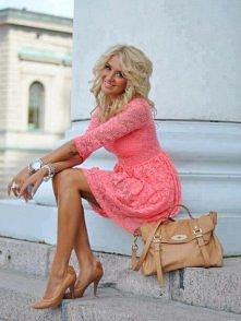 Sukienka idealna na randke :)