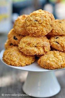 Przepis na około 30 ciastec...