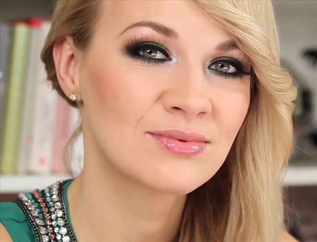 Makijaż Dla Blondynki Na Jesienny Makijaż Zszywkapl