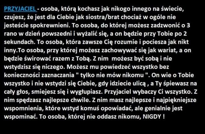 Przyjaciel Na Cytatysentencje Zszywkapl