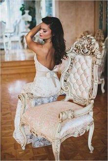 piękna pani , piękna sukienka