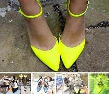DIY neonowe butki