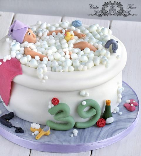 Super Tort Na 39 Urodziny :) Mniammm Na Jedzeniee