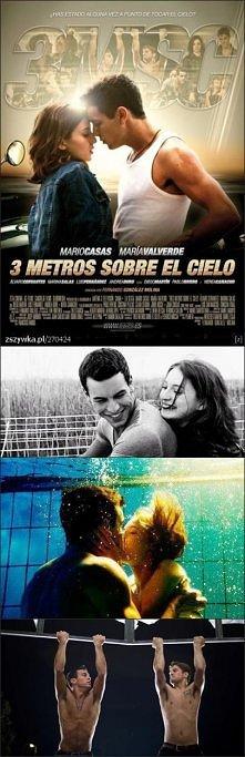 Trzy metry nad niebem / Tres metros sobre el cielo (2010) - książka zawsze pozostanie książką,ale film fantastyczny..:)
