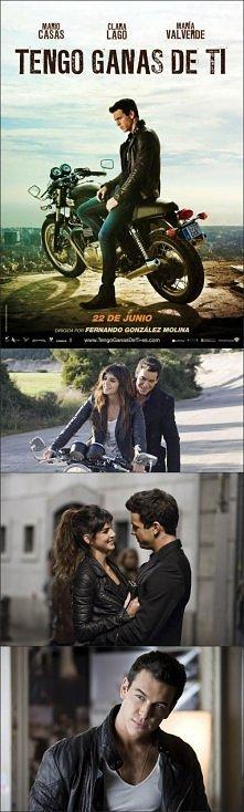 Tylko Ciebie chcę / Tengo ganas de ti (2012) - film fantastyczny, tylko książka zawsze pozostanie książką..:)