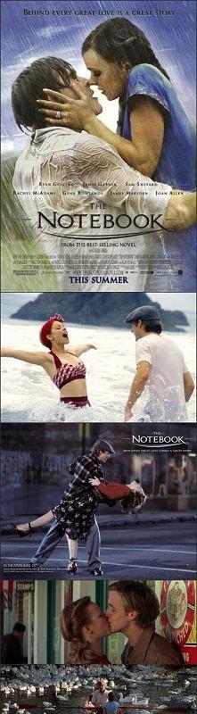 Pamiętnik / The notebook (2004)- wzruszający film, ale jak dla mnie nieco dziwny