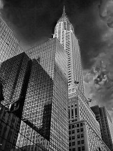 NYC. Chrysler building