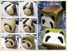 Ciasto Panda