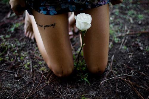Maly Tatuaz Na Nodze Na Tattoos Zszywkapl