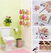 beautiful towel box