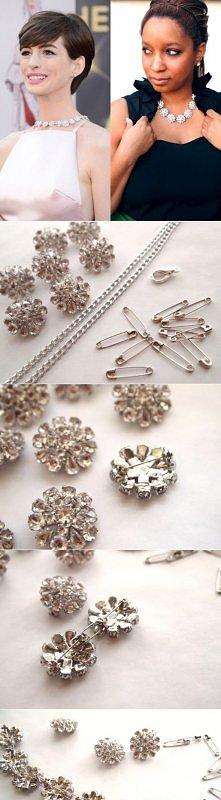 diy, diy projects, diy craft, handmade, diy ideas, diy easy handmade necklace