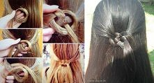 Pomysł z włosami :)
