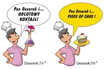 Koszulki Pana Deserka :)