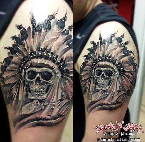 Resident Tattoo Artist At Rocknroll Tattoo And Pier Na