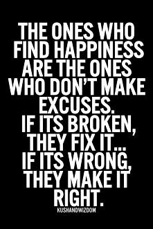 find happiness...