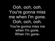 when i'm gone - simple...