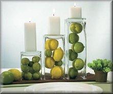 orzeźwiające świeczki