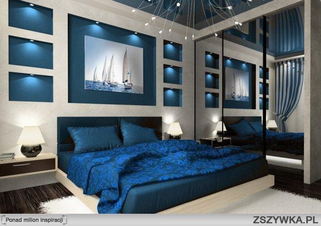 Tak będzie wyglądać moja sypialnia:)