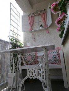 Mój balkon :)