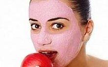 Jabłkowa maseczka na jesien...