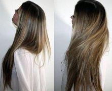 Genialna maseczka na zniszczone włosy. Po niej włosy stają się miękkie , lśni...