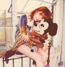 Florence też kocha Disneya ^^