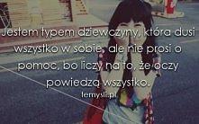 Jestem typem dziewczyny...