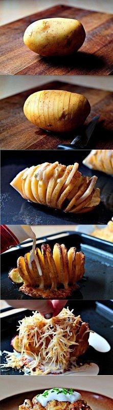 Sposób na ziemniaka  Ziemni...