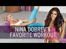 Yoga Workout: Abs Like Nina...