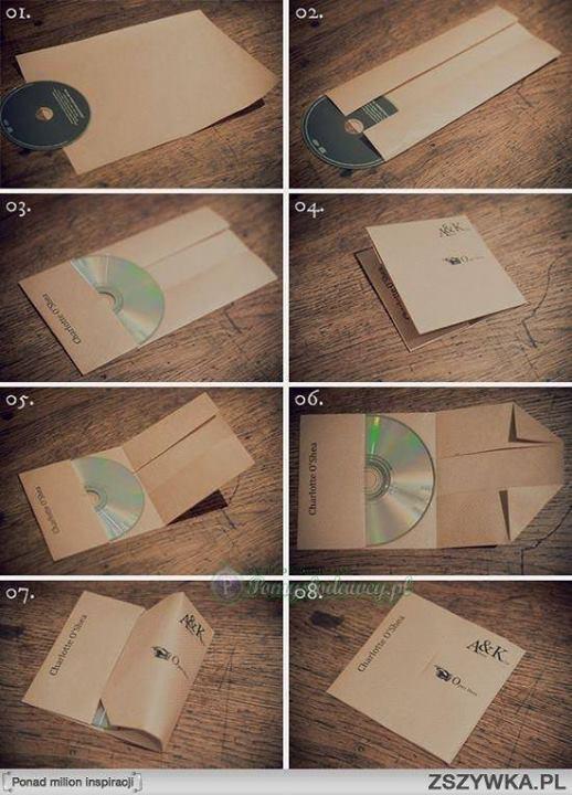 pudełko na płytę..