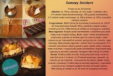 domowy snikers ;)