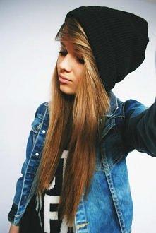 *.* czapka & włosy <3
